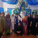 Новогодний утренник с участием Деда Мороза, Снегурочки и сказочных персонажей